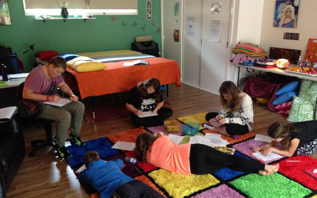 Tween Managing Stress and Anxiety Intensive Workshop 10-13yrs