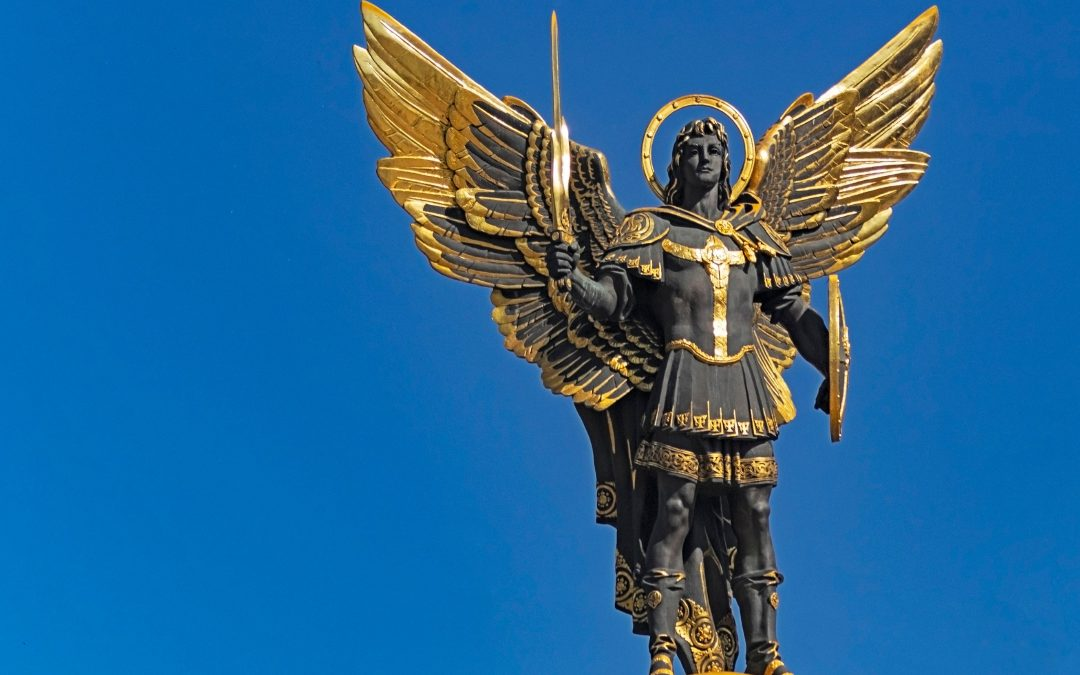 Meditation for Children: Feeling Safe with Archangel Michael
